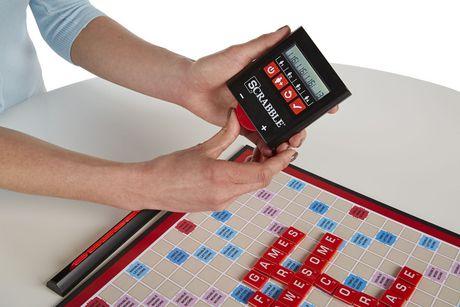 Scrabble Game (Electronic Scoring) - image 4 of 4