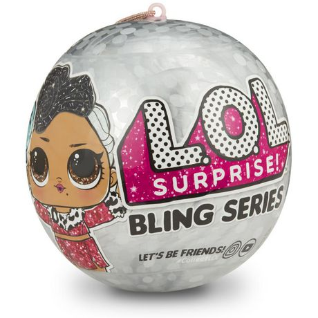 L.O.L. Surprise! Bling Series with Glitter Details & Doll Display - image 1 of 5