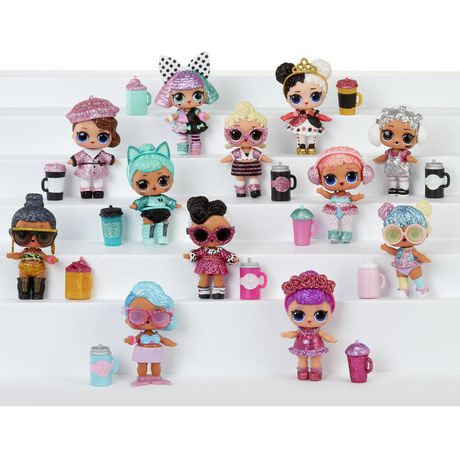L O L Surprise Bling Series With Glitter Details Doll Display Walmart Canada
