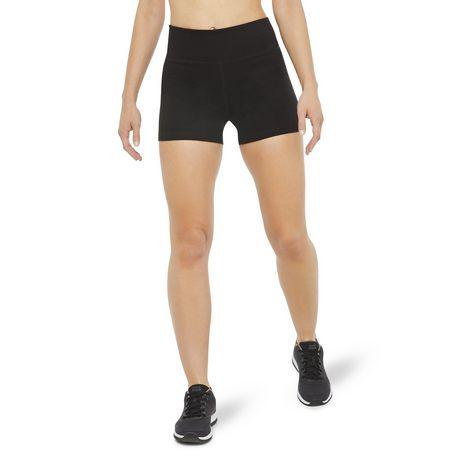 George Women's Yoga Shorts - image 1 of 6