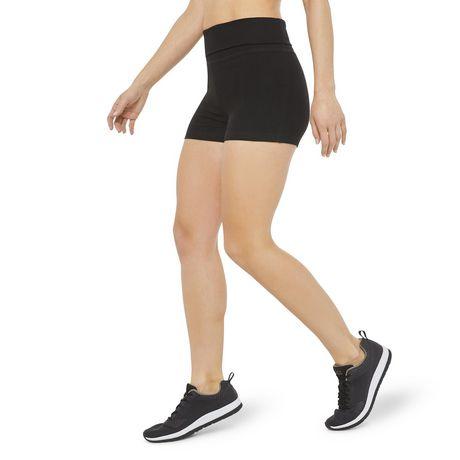 George Women's Yoga Shorts - image 2 of 6