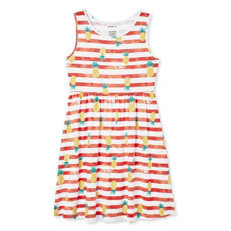 George Girls' Skater Dress - image 1 of 2