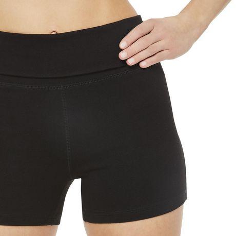 George Women's Yoga Shorts - image 4 of 6