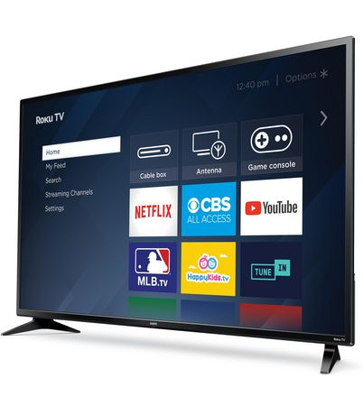 "Sanyo 50"" 1080p LED Roku Smart TV, FW50R49FC - image 2 of 9"