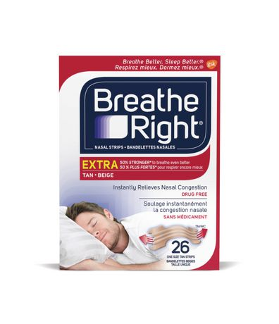 Cost of breathe right strips