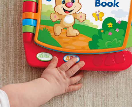 Fisher-Price Laugh And Learn Puppy's Abc Book Playset - English Edition - image 5 of 8