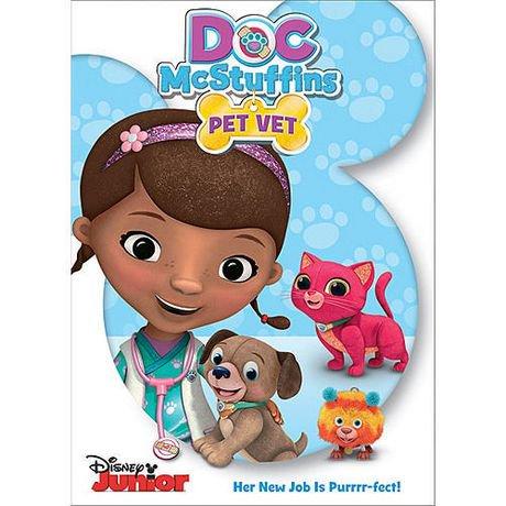 Doc McStuffins Doc Pet Vet Walmart Canada