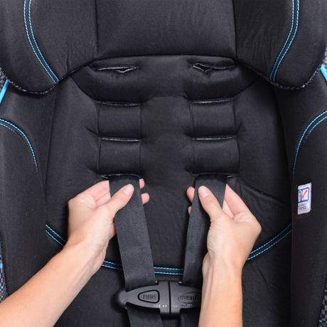 evenflo chase lx harnessed booster car seat walmart canada. Black Bedroom Furniture Sets. Home Design Ideas