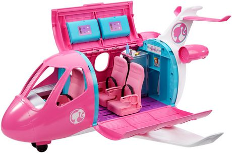 Barbie Coffret de Jeu Avion de Rêve - image 5 de 9