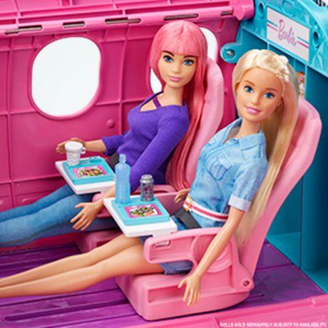 Barbie Coffret de Jeu Avion de Rêve - image 6 de 9