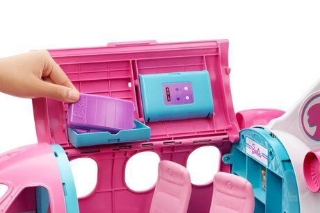 Barbie Coffret de Jeu Avion de Rêve - image 8 de 9