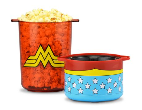 DC Comics Wonder Woman Popcorn Maker - image 2 of 2