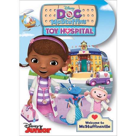 Docteur la peluche l 39 h pital des jouets walmart canada - Toufy docteur la peluche ...