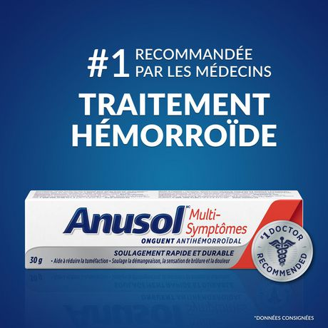 Anusol Multi-Symptom Hemorrhoid Pain Relief Ointment - image 5 of 9