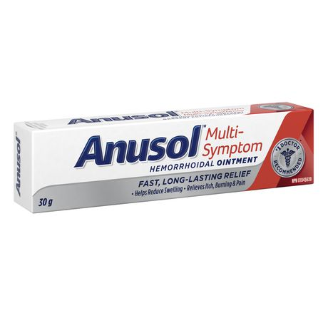Anusol Multi-Symptom Hemorrhoid Pain Relief Ointment - image 8 of 9