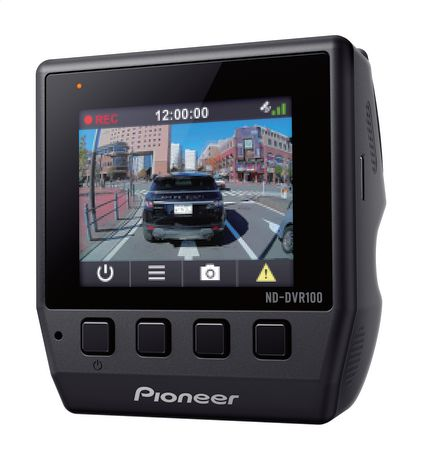 Pioneer Electronics of Canada Inc Pioneer ND-DVR100 Dash Camera
