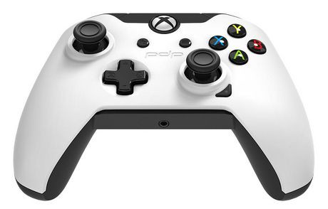 manette filaire pdp pour xbox one blanc na walmart canada. Black Bedroom Furniture Sets. Home Design Ideas
