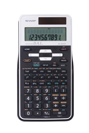 Sharp Scientific Calculator 272 Functions - image 1 of 1