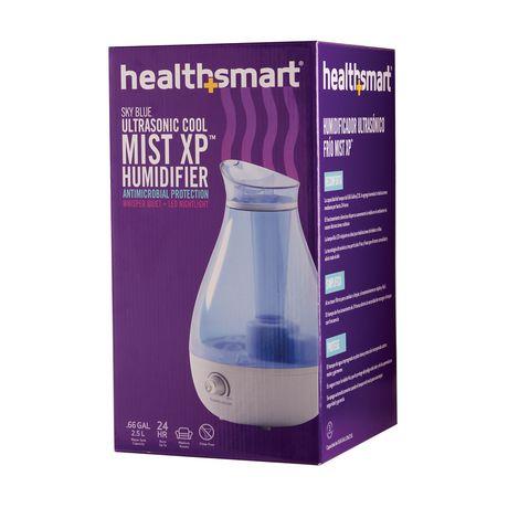 Humidificateur à ultrasons Mist XP de HealthSmart - image 4 de 4
