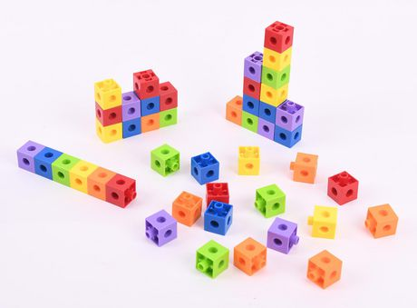 Kid Connection Construction Cubes 45 Pieces - image 2 of 6