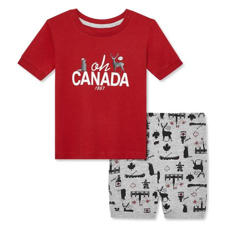 George Unisex Toddler Canada Sleep Set - image 1 of 2