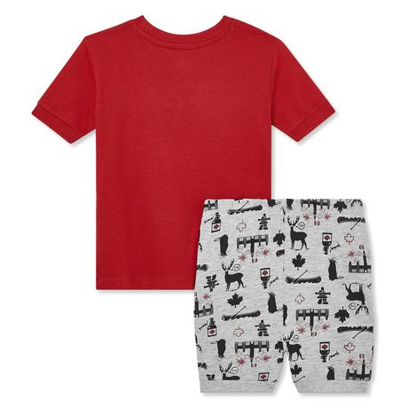 George Unisex Toddler Canada Sleep Set - image 2 of 2