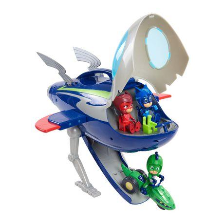 PJ Masks Super Moon Adventure Rocketship - image 7 of 7