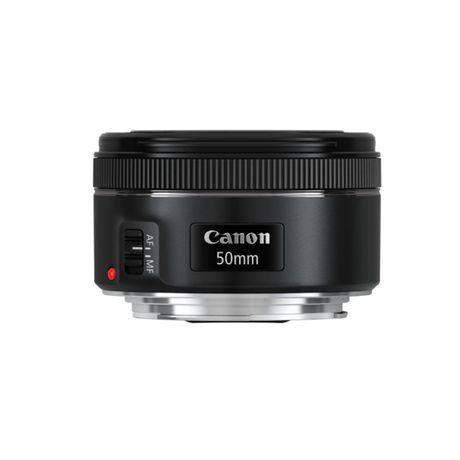 Canon EF 50mm f/1.8 STM Standard Telephoto Lens - image 2 of 5