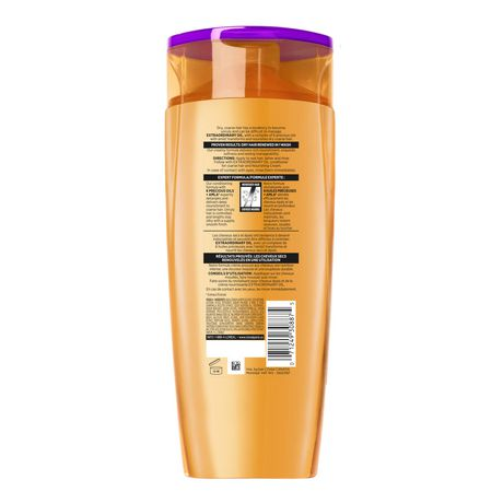 L'Oreal Paris Extraordinary Oil Shampoo with Precious Oils - image 2 of 6