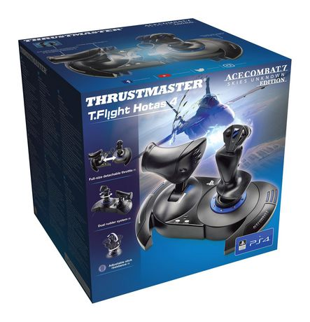 Thrustmaster T-Flight HOTAS 4 Ace Combat 7 Edition