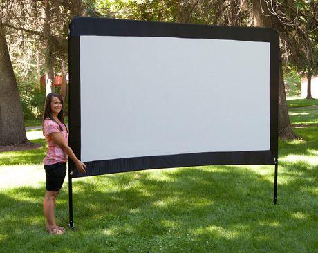 Grand écran de plein air portatif de 120po de Camp Chef (Modèle classique de grand écran de plein air) - image 3 de 4