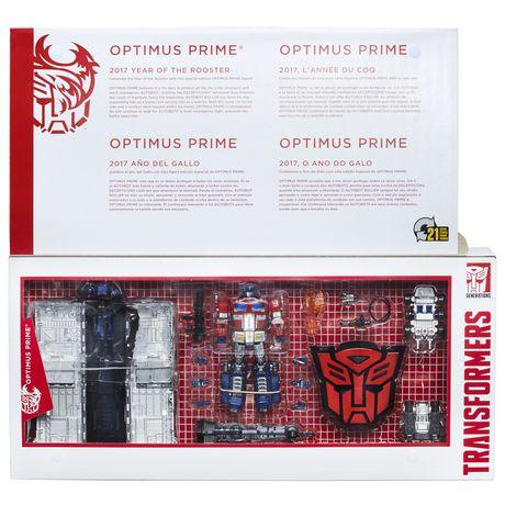 Transformers Generations Platinum Edition Optimus Prime - image 2 of 3
