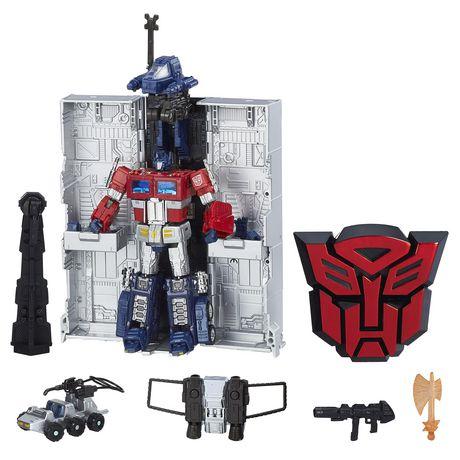 Transformers Generations Platinum Edition Optimus Prime - image 3 of 3