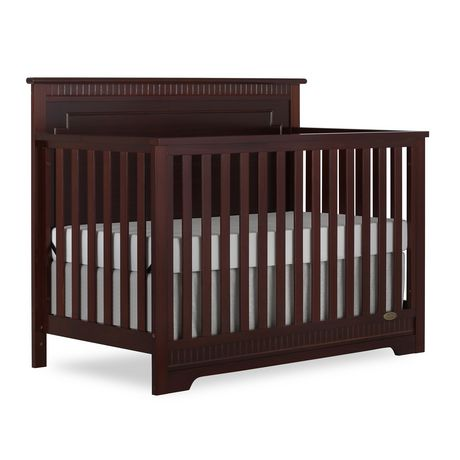 Dream On Me Morgan 5 in 1 Convertible Crib