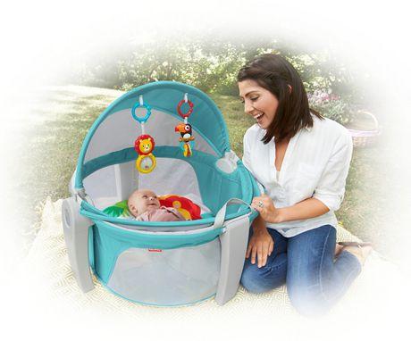 Fisher-Price – Dôme portatif pour bébé - image 2 de 7