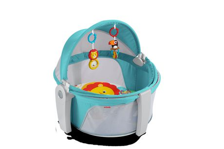 314dbdf5436e Fisher-Price On-The-Go Baby Dome - image 1 of 7 ...