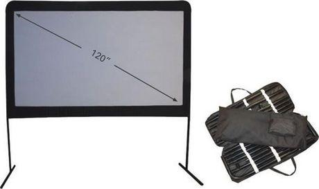Grand écran de plein air portatif de 120po de Camp Chef (Modèle classique de grand écran de plein air) - image 2 de 4