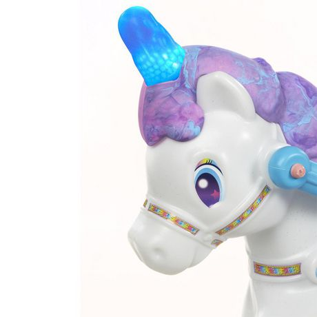 Little Tikes Magical Unicorn Carriage Ride-On - image 4 of 6
