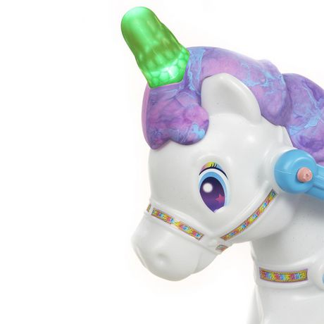 Little Tikes Magical Unicorn Carriage Ride-On - image 3 of 6