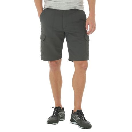 Wrangler Men's Nylon Cargo Shorts | Walmart.ca
