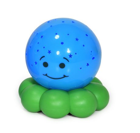 Cloud B Blue Dreamz to Go Octo Toy - image 1 of 4