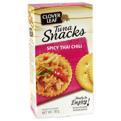 Clover LEAF® Tuna Snacks - Spicy Thai Chili