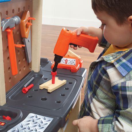 Step2 Handy Helper's Workbench Playset - image 2 of 6