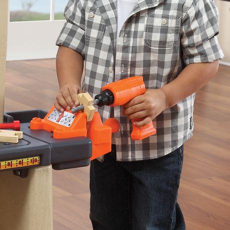 Step2 Handy Helper's Workbench Playset - image 4 of 6