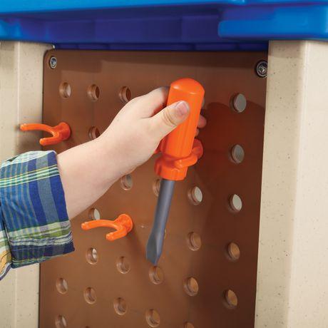Step2 Handy Helper's Workbench Playset - image 5 of 6