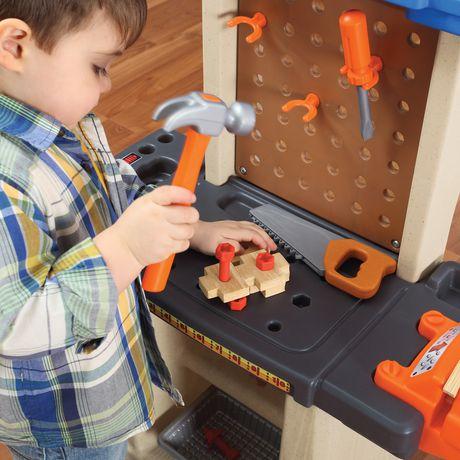 Step2 Handy Helper's Workbench Playset - image 6 of 6