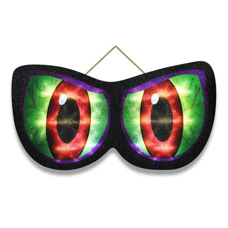 Occasions Blinking Light-Up Eyes - Monster - image 1 of 1