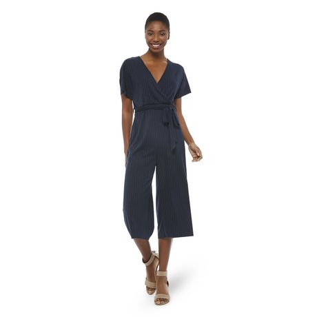 George Women's Culotte Jumpsuit - image 1 of 6