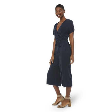 George Women's Culotte Jumpsuit - image 2 of 6