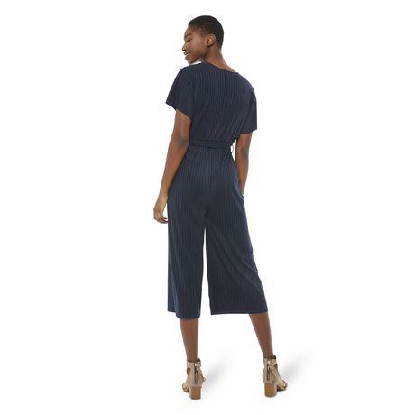 George Women's Culotte Jumpsuit - image 3 of 6